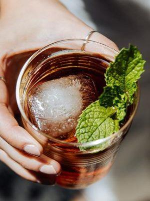 Iced Tea Mocktail Recipe